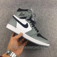 Air Jordan 1 Retro High Rare Air 332550-024 Grey Authentic