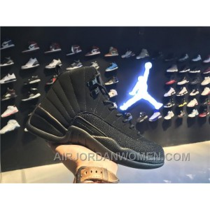Nike Air Jordan 12 Ovo Grade School Size 6.5 Black Ovo Aj12s Drake's Jordan 12 Ovo Cheap To Buy 6inRK