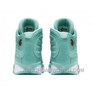 Aj13 Air Jordan 13 Tiffany Blue Women 2017 New Super Deals