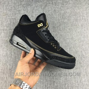 Air Jordan 3 BHM Martin Luther King For Sale HajTFF