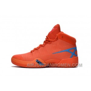 Air Jordan 30 XXX Playoffs Orange Blue PE 2016 Super Deals F8nxK