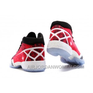 New Air Jordan 30 XXX JBC PEs Galaxy Red/Black-White Cheap To Buy E5sh4