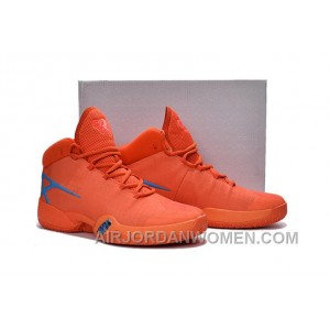 Air Jordan 30 XXX AJ30 Orange Cheap To Buy NKcyM
