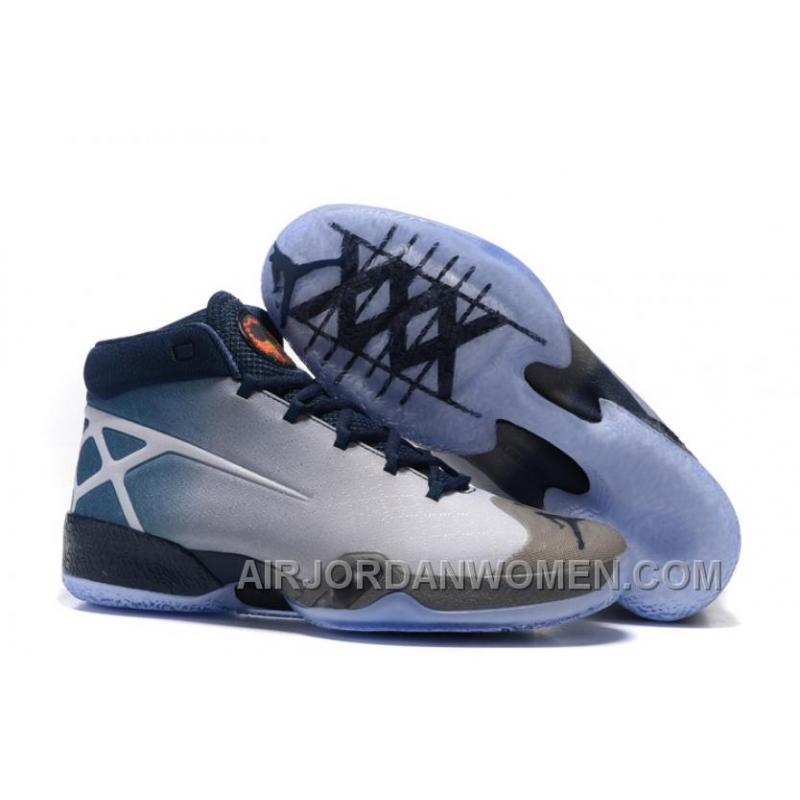 "Air Jordan 30 XXX ""Georgetown"" PE 2016 Cheap To Buy Bxswe ..."