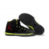 2017 Air Jordan XXX1 Black Green Red Basketball Shoes Online BGahZ4r