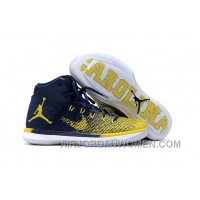 "2017 Air Jordan XXX1 ""Michigan"" PE Top Deals Feekhyk"