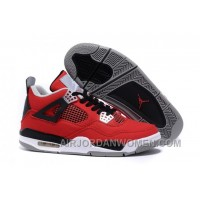 Eminem Air Jordan 4 Gym Red Black White New
