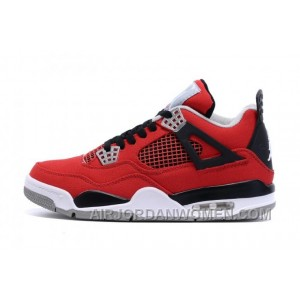 Eminem X Carhartt X Air Jordan 4 Fire Red Cement Grey New