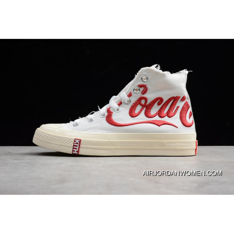 6978eef8c783 Kith X Converse X Chuck Taylor All Star 70s Coca Cola For Sale ...