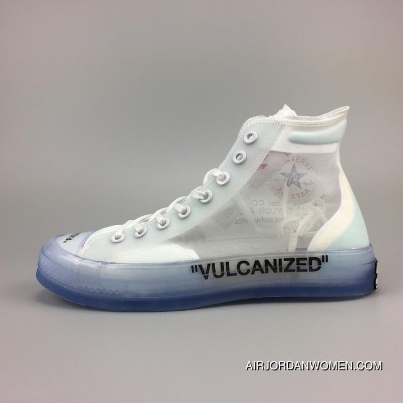 AA3836100 Nike Converse Joint Offwhite X Converse Chuck Taylor Couple New Release
