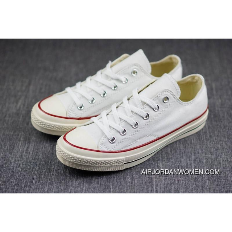 Shawn Make Be Converse Retro Vulcanization 1970 S Converse Chuck Taylors White 1970 Low A Size Large Discount