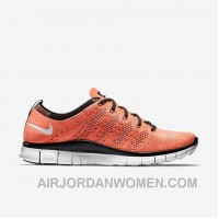 NIKE 5.0 Flyknit Orange Black Women/men 36-44 Lastest NmfP7D