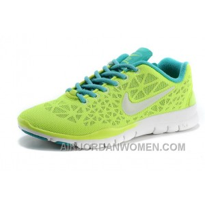 NIKE 5.0 Yellow Women Authentic Qs7GT