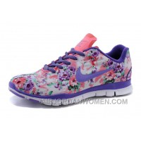 NIKE 5.0 Women Floral Blue New Release CdQimn