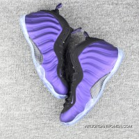 Nike Air Foamposite Pro Purple Eggplant Free Shipping