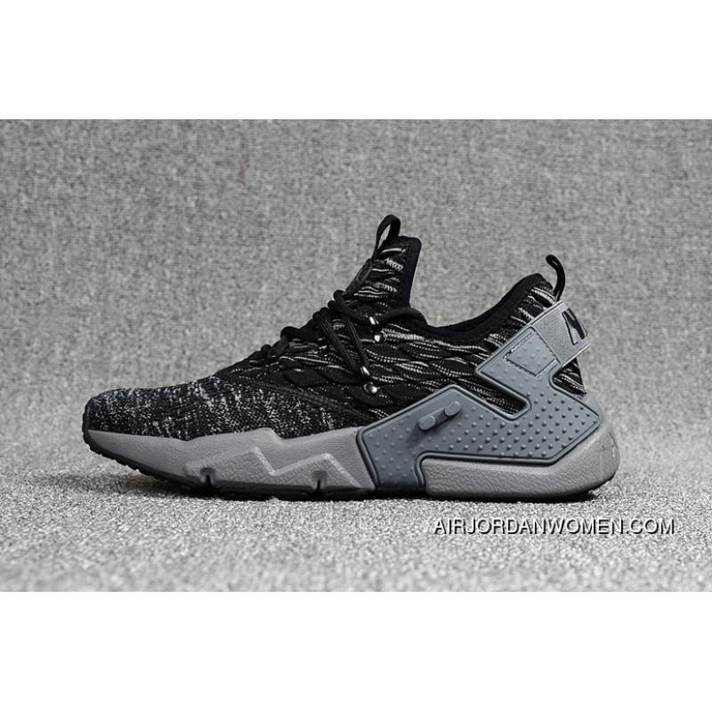 nike huarache gray price