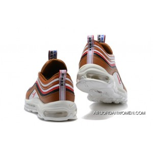 the latest 871d0 9697f 3 Colorways Has A Nike AIR MAX 97 TT The PRM Retro Zoom Jogging Shoes  Bullet AJ3053-20018 For Sale