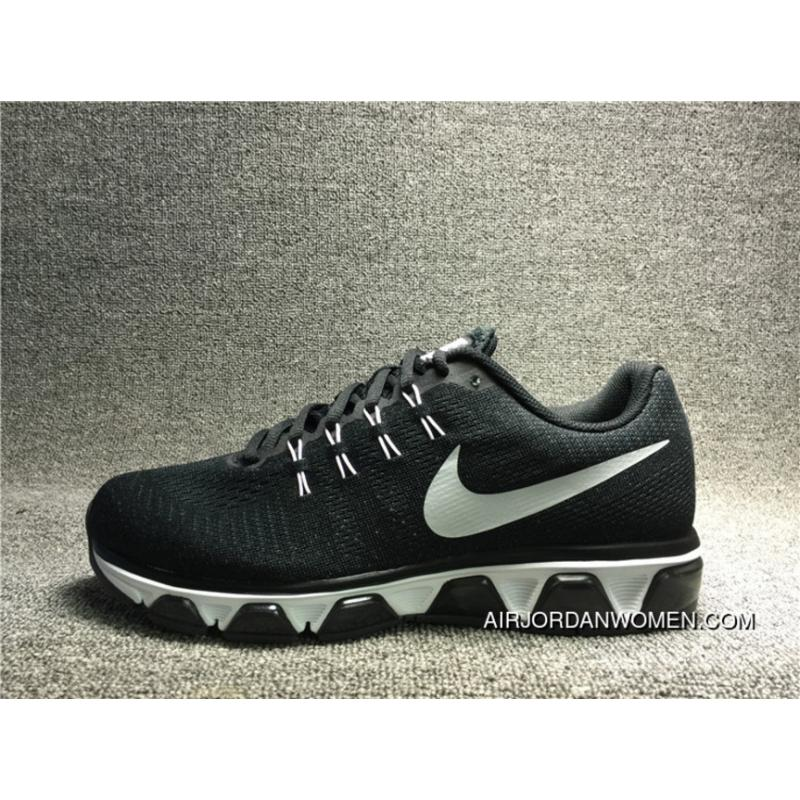 5b425e9aa93 20K High Quality NIKE AIR MAX TAILWIND 8 Woven Mesh Breathable Running Shoes  805941-001 Black WHite Women Shoes And Men Shoes For Sale