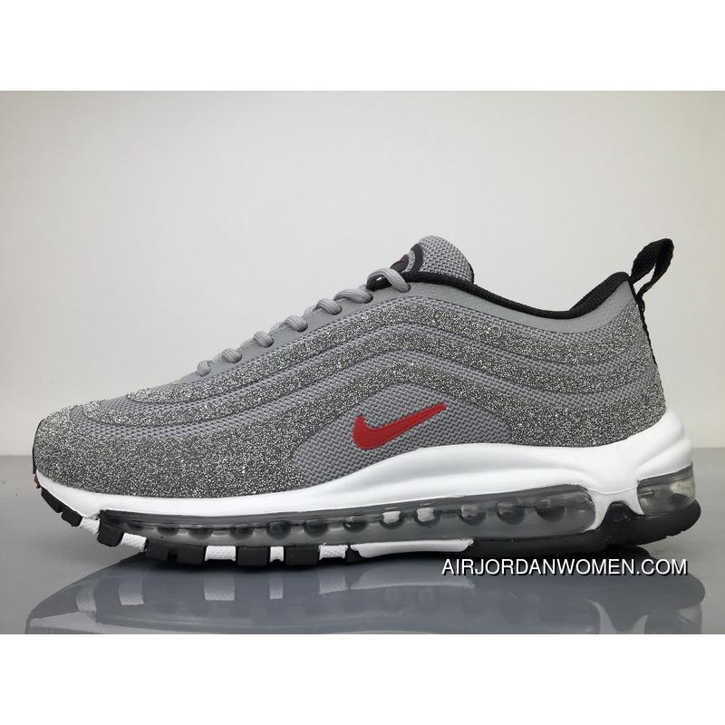 Swarovski P260 Silver To Be Nike Air Max 97 Swarovski 927508-00221 For Sale  ...