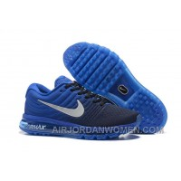 Authentic Nike Air Max 2017 Royal Blue Black Super Deals IaGpY