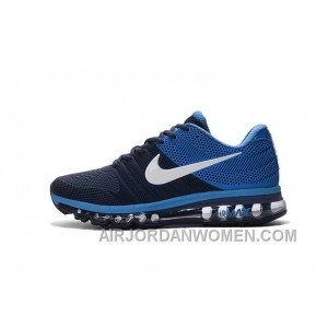 Authentic Nike Air Max 2017 KPU Navy Blue White New Style RbjPh4z