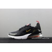 d8ca771c63e0f Nike Air Max 270 Half-Palm Cushion Running Shoes French The Champions  League AH8050-