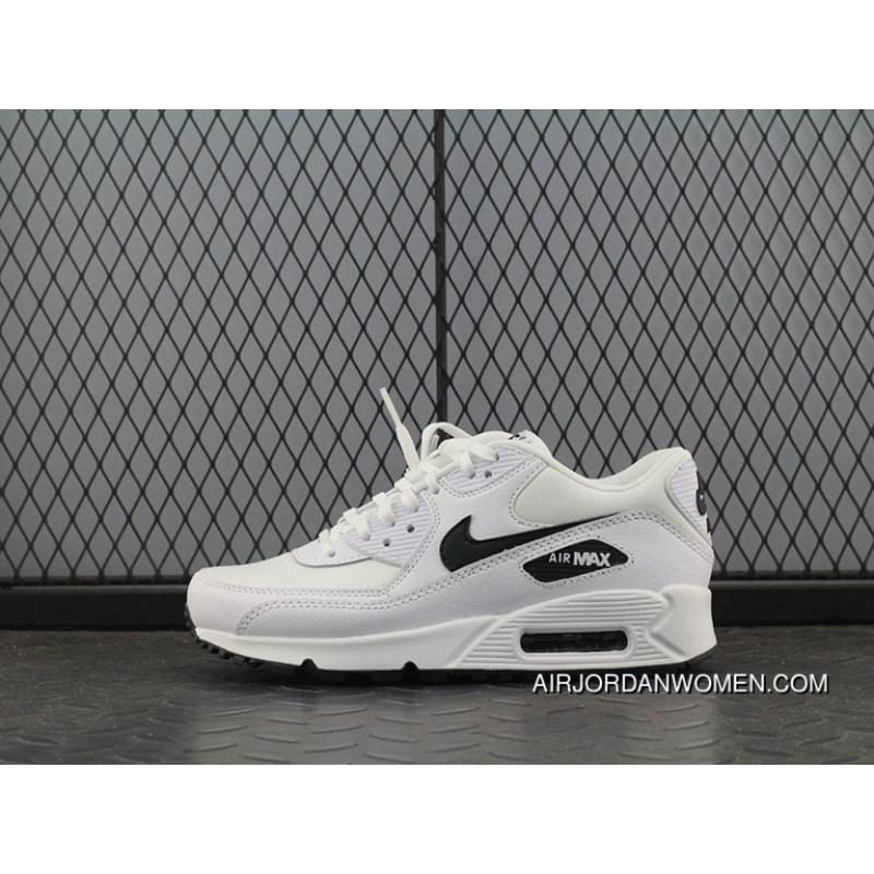 newest c77c5 835ff USD  80.10  256.33. NIKE AIR MAX 90 ESSENTIAL White Black Men Sport Shoes  ...