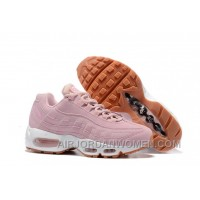 Nike Air Max 95 2017 Spring Pink Women New Release BMzfw