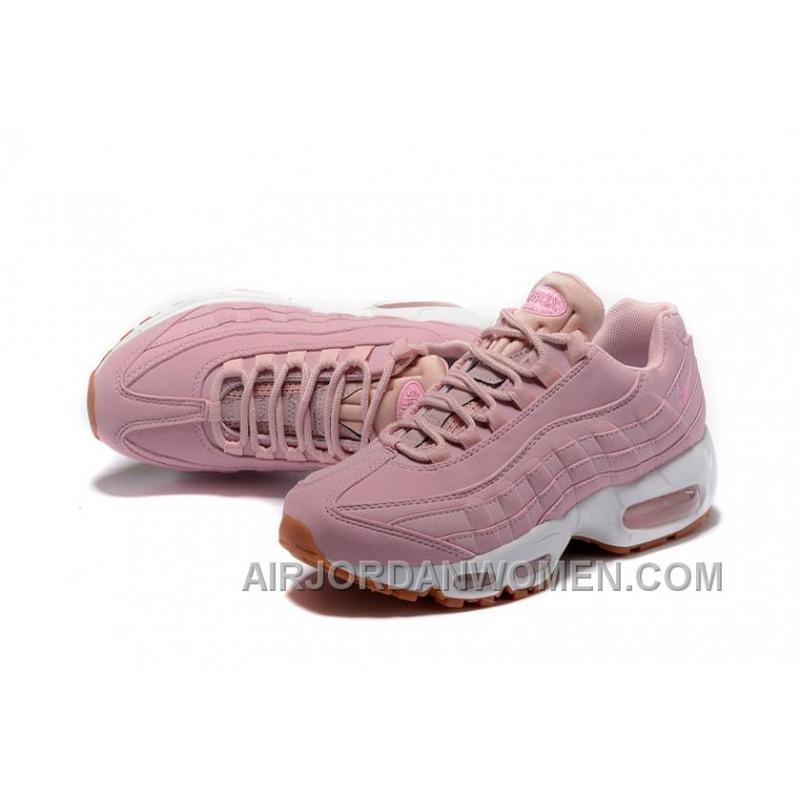 nike air max 95 2017 spring pink women new release bmzfw. Black Bedroom Furniture Sets. Home Design Ideas