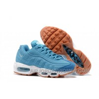 Nike Air Max 95 2017 Spring New Blue Women Top Deals NZRYwCi
