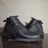 Nike Air Presto Utility Mid Men Outdoor Shoes Wind-proof Water-proof Christmas Deals
