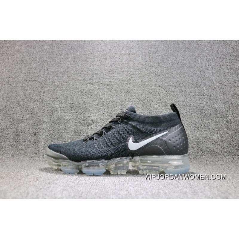 huge selection of 334dd 25474 Nike Air VaporMax Flyknit 2018 Zoom Air Women Shoes And Men Shoes  942842-001 Free Shipping