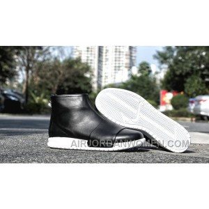 Nike Benassi Boot 819683-001 Men Sneaker Black White Online
