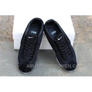 Nike Classic Cortez X LIBERTY Solid Black Cheap To Buy 5e3t33z