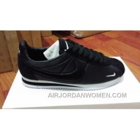 Nike Classic Cortez X LIBERTY 36-44 ALL BLACK Best Fk3SYN