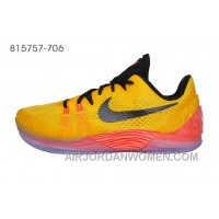 Nike Zoom Kobe Venomenon 5 University Gold Top Deals CA2Y8