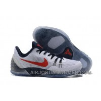 Discount Nike Kobe Venomenon 5 For Cheap White Team Red Midnight Navy 815757-164 Free Shipping HhByJ7b
