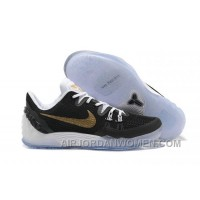 Discount Nike Kobe Venomenon 5 For Cheap Black Metallic Gold White Lastest 4W6Ac3H