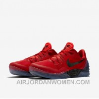 Nike Zoom Kobe Venomenon 5 Cheap Red Black Lastest Ffdsac