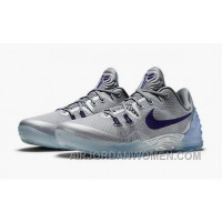 Discount Cheap Nike Zoom Kobe Venomenon 5 Wolf Grey Cool Grey Court Purple New Release SynnXdE