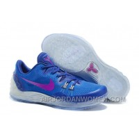 Discount Cheap Nike Zoom Kobe Venomenon 5 Soar Deep Royal Blue Wolf Grey Vivid Purple Online 7R8RPJc