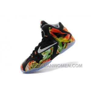 "Nike LeBron 11 ""Everglades"" Black/Metallic Silver-Wolf Grey-Atomic Mint For Sale Christmas Deals JrKbp"