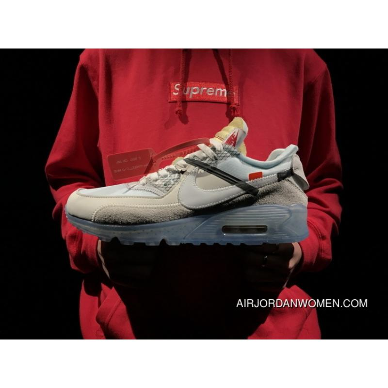Article 90 OW Be Max 90 White To Be OFF-white Nike Air Max 90 ...