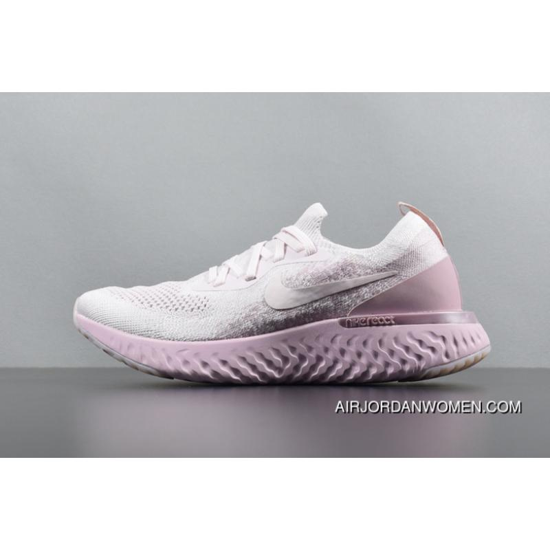 3defc816b4af AQ0067-600 Participants In The Nike Epic React Flyknit Foamposite ...