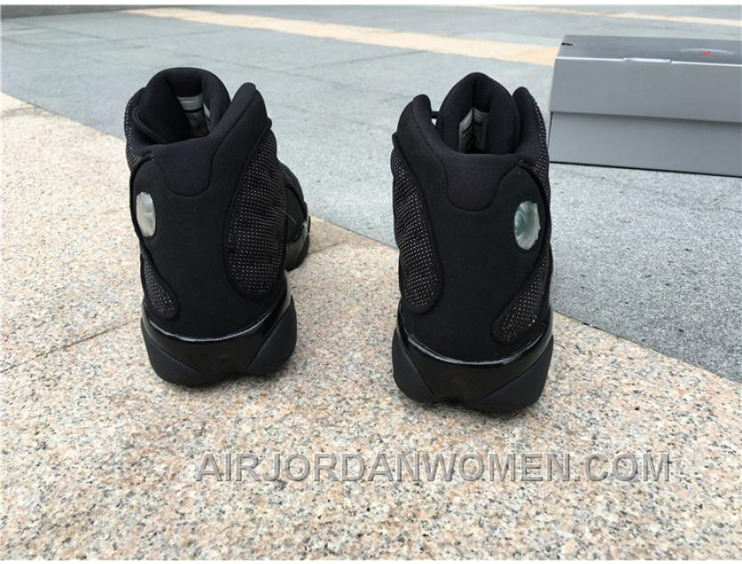 Air Jordan 13 Aj13 Black Cat Men Authentic Online