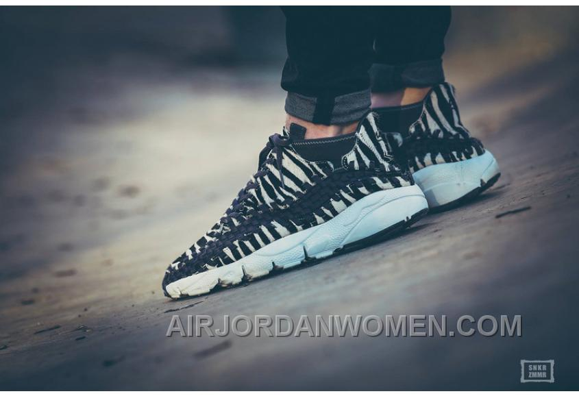 Nike Air Footscape Woven Chukka Motion Women Men Half Size Available Authentic