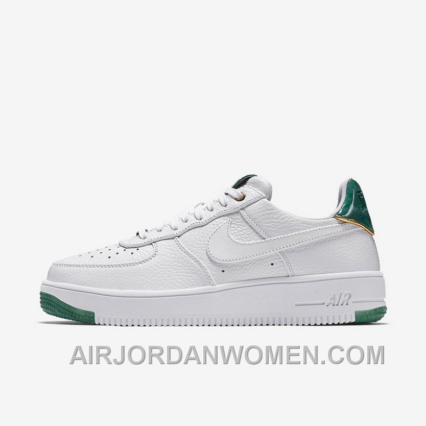 Nike Air Force 1 Ultra Jade Af1 919521-100 White Green Jade Best GTsHnE