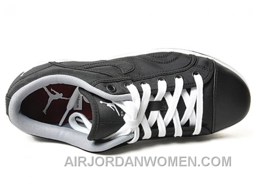 Air Jordan Sky High Retro TXT Low Black White Stealth 440988-001 Christmas Deals