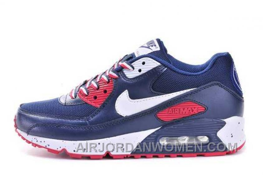 Nike Air Max 90 Womens Blue Limited EditiWomens Lastest IGYQ8