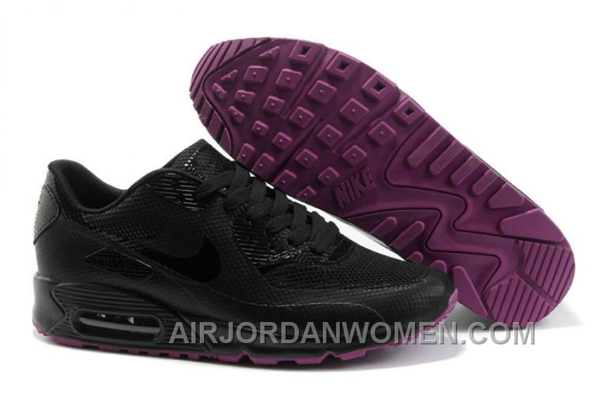 Nike Air Max 90 Hyperfuse Womens Black Cheap To Buy Bc2jE